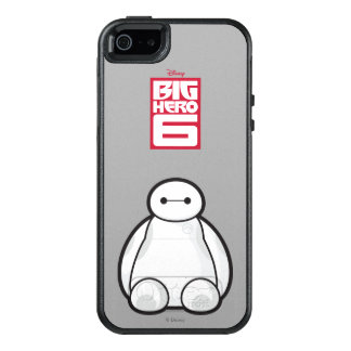 Classic Baymax Sitting Graphic 2 OtterBox iPhone 5/5s/SE Case