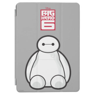 Classic Baymax Sitting Graphic iPad Air Cover