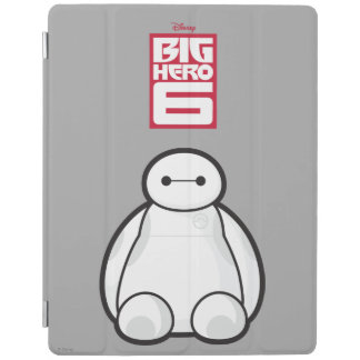 Classic Baymax Sitting Graphic iPad Cover