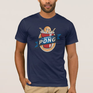 Classic Beer Pong T-Shirt
