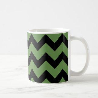 Classic Black & Green Mug