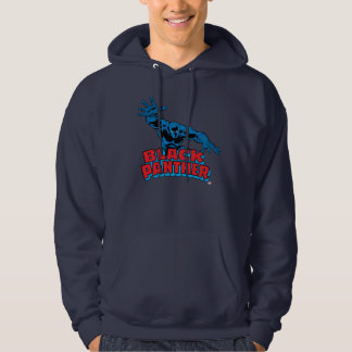 Classic Black Panther Leap Hoodie