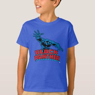 Classic Black Panther Leap T-Shirt