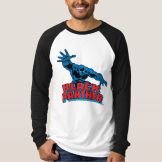 Classic Black Panther Leap T-Shirt