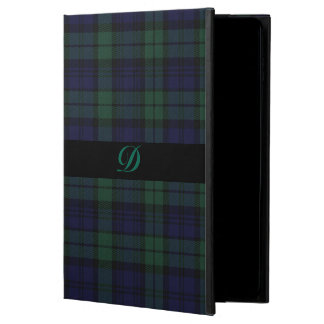 Classic Black Watch Tartan Plaid iPad Air 2 Case