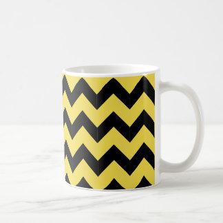 Classic Black & Yellow Mug