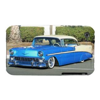 Classic blue car iPhone 3 case
