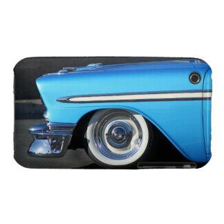 Classic blue car iPhone 3 Case-Mate case