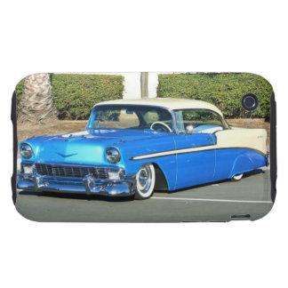 Classic blue car iPhone 3 tough case