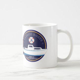 Classic Boats Albin 25 mug Coffee Mugs