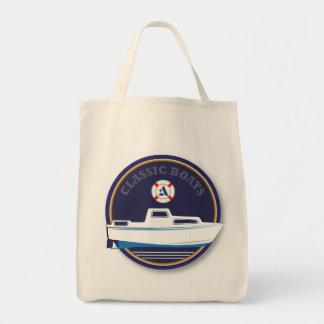 classic Boats - Albin Tote Bag