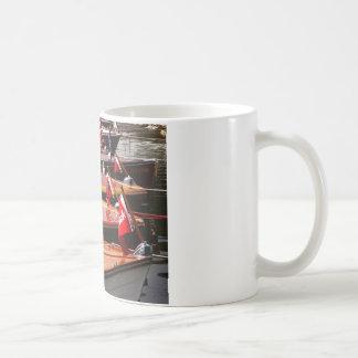Classic Boats Classic White Coffee Mug