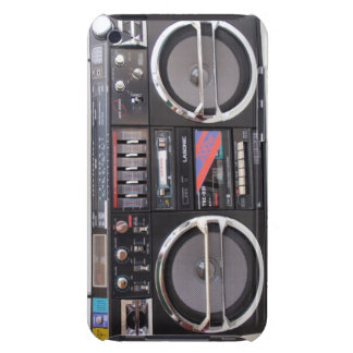 Classic Boombox Barely There iPod Case