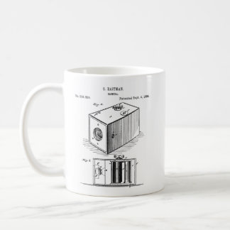 Classic Box Camera Mug