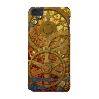 Classic Brass Steampunk iPod iPod Touch (5th Generation) Case