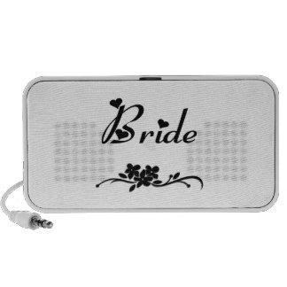 Classic Bride iPod Speakers