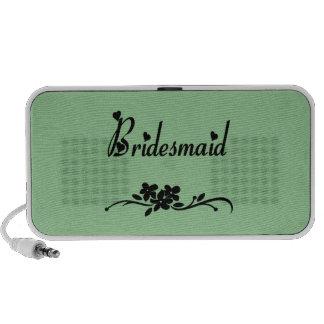 Classic Bridesmaid iPhone Speaker