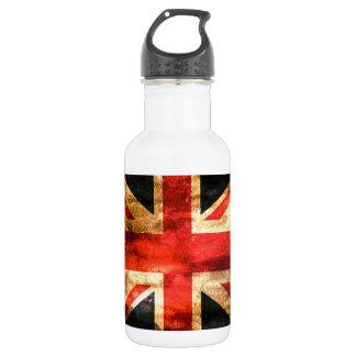 Classic British flag 532 Ml Water Bottle