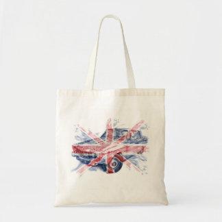 Classic British Rover P6 Tote Bag