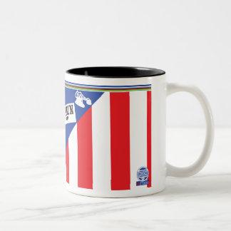 Classic Brooklyn Cycling mug