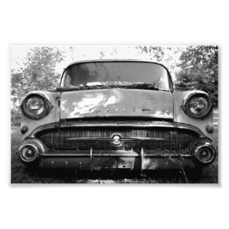 Classic Buick Photo Print