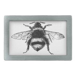 Classic Bumble Bee Belt Buckles