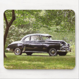 Classic by nature mouse pad