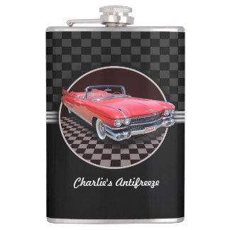 Classic Cadillac Antifreeze Flask