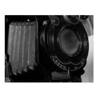 Classic Camera print Postcard