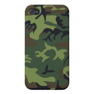 Classic camo style iphone case