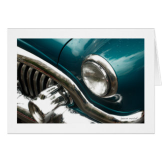 Classic Car 11 Greeting Card