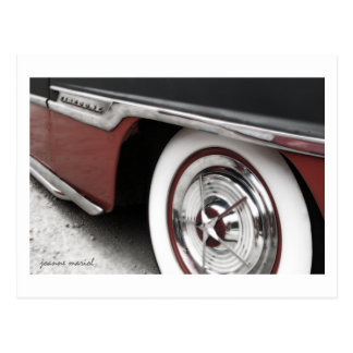 Classic Car 15 Postcard