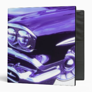 Classic car: 1958 Chevrolet Vinyl Binder