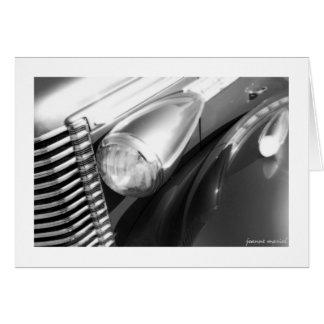 Classic Car 1 Note Card