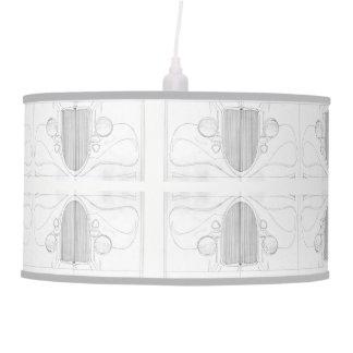 Classic Car Art ~ Hanging Lamp