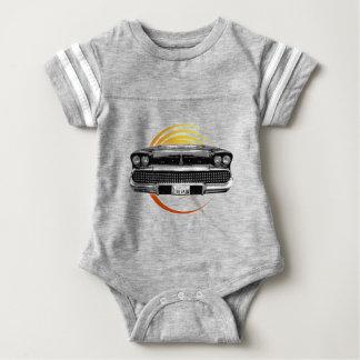 Classic Car Baby Bodysuit