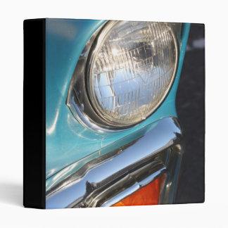 Classic car binder