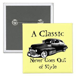 Classic Car Pins