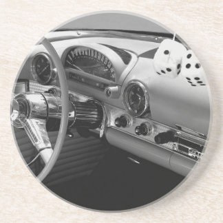 Classic Car Design Coaster