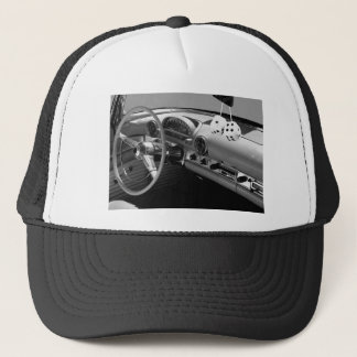 Classic Car Design Trucker Hat