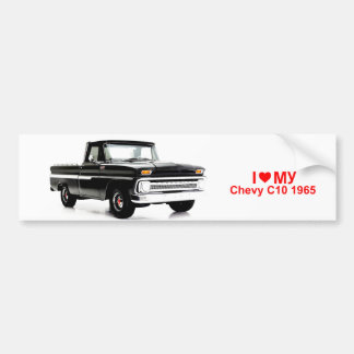 Classic car image for Bumper-Sticker Bumper Sticker