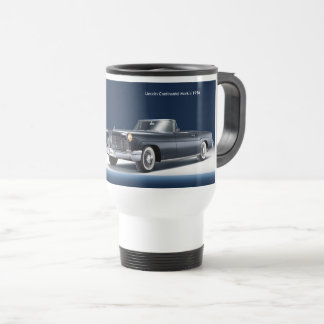 Classic car image for classic white mug