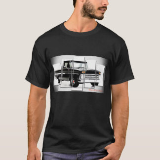 Classic car image for Men's-Dark-T-Shirt T-Shirt