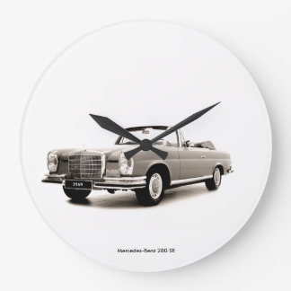 Classic car image for Round (Large) Wall Clock