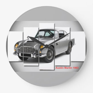 Classic Car image for Round-Large-Wall-Clock Wall Clocks