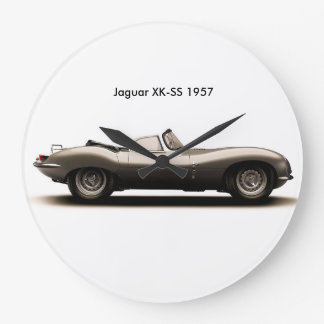 Classic car image for Round-Wall-Clock Wallclocks