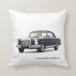 Classic car image for Throw Cushion