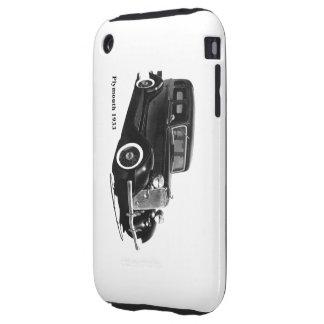 Classic Car iphone case iPhone 3 Tough Case