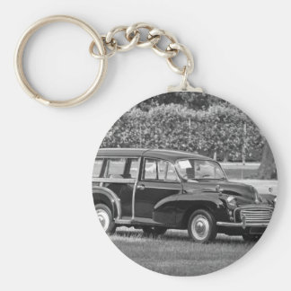 classic car keychain