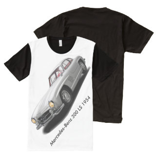 Classic car Men's-All-Over-Printed-t-shirt